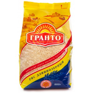 Рис длиннозерный